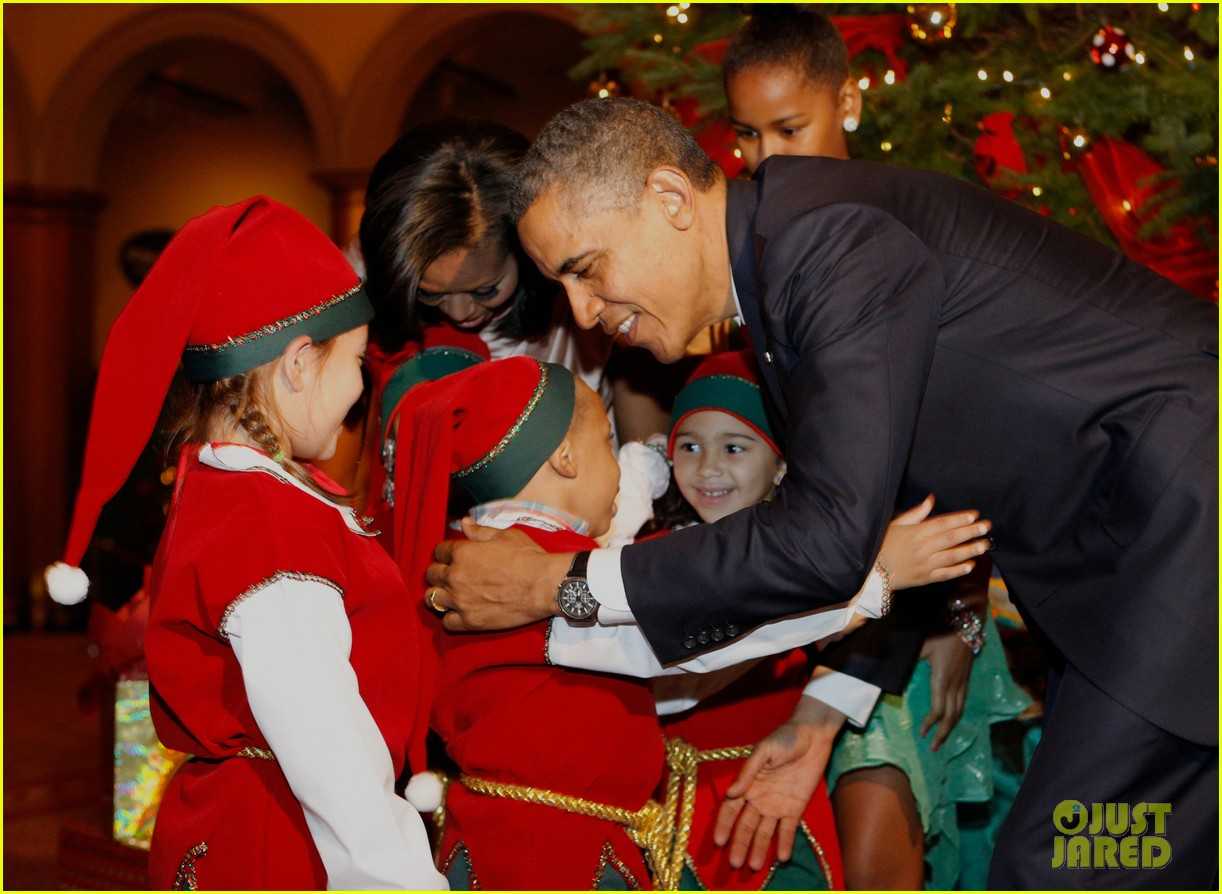 barack michelle obama christmas in washington concert 032773074