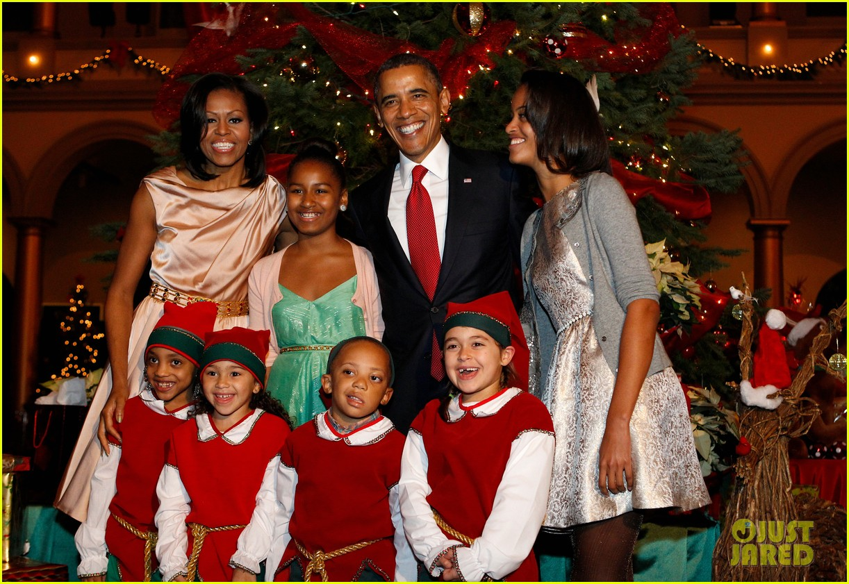 barack michelle obama christmas in washington concert 052773076