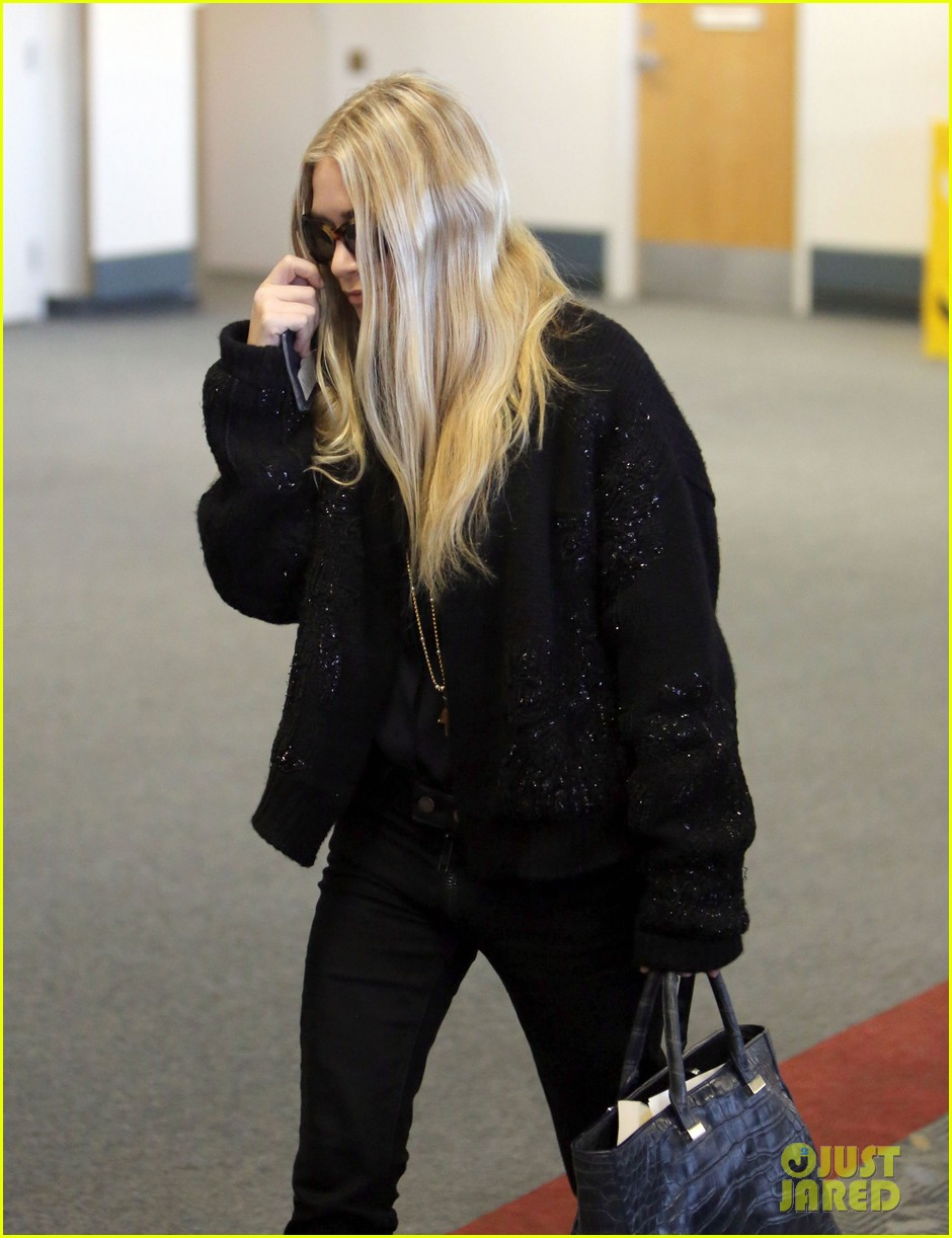 mary kate ashley olsen holidays with the family 092775904