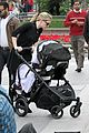 anna paquin stephen moyer holiday shopping with the twins 28