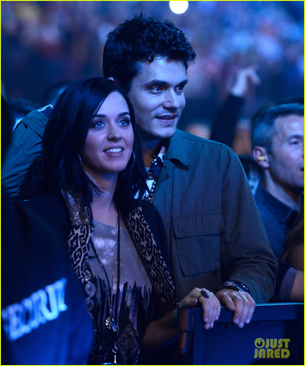 katy perry john mayer rolling stone concert couple 062775798