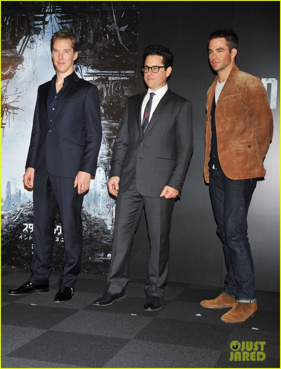 chris pine star trek into darkness special presentation 04