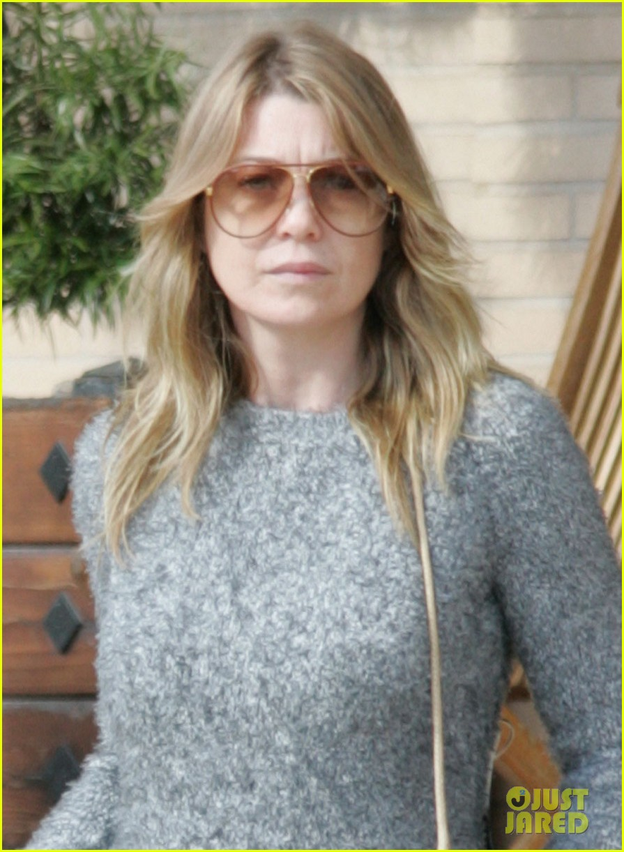 ellen pompeo chris ivery post christmas shopping 042781246