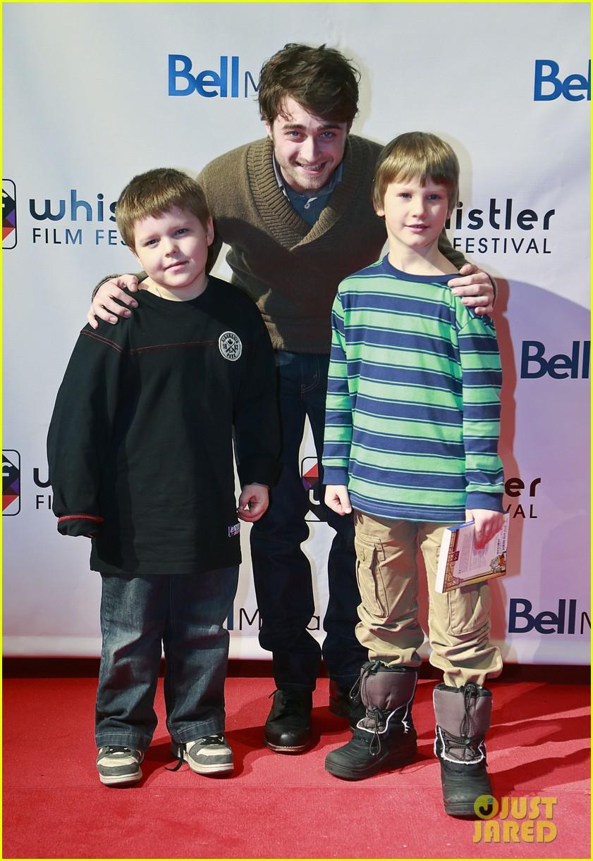 daniel radcliffe whistler film festival spotlight 032767868
