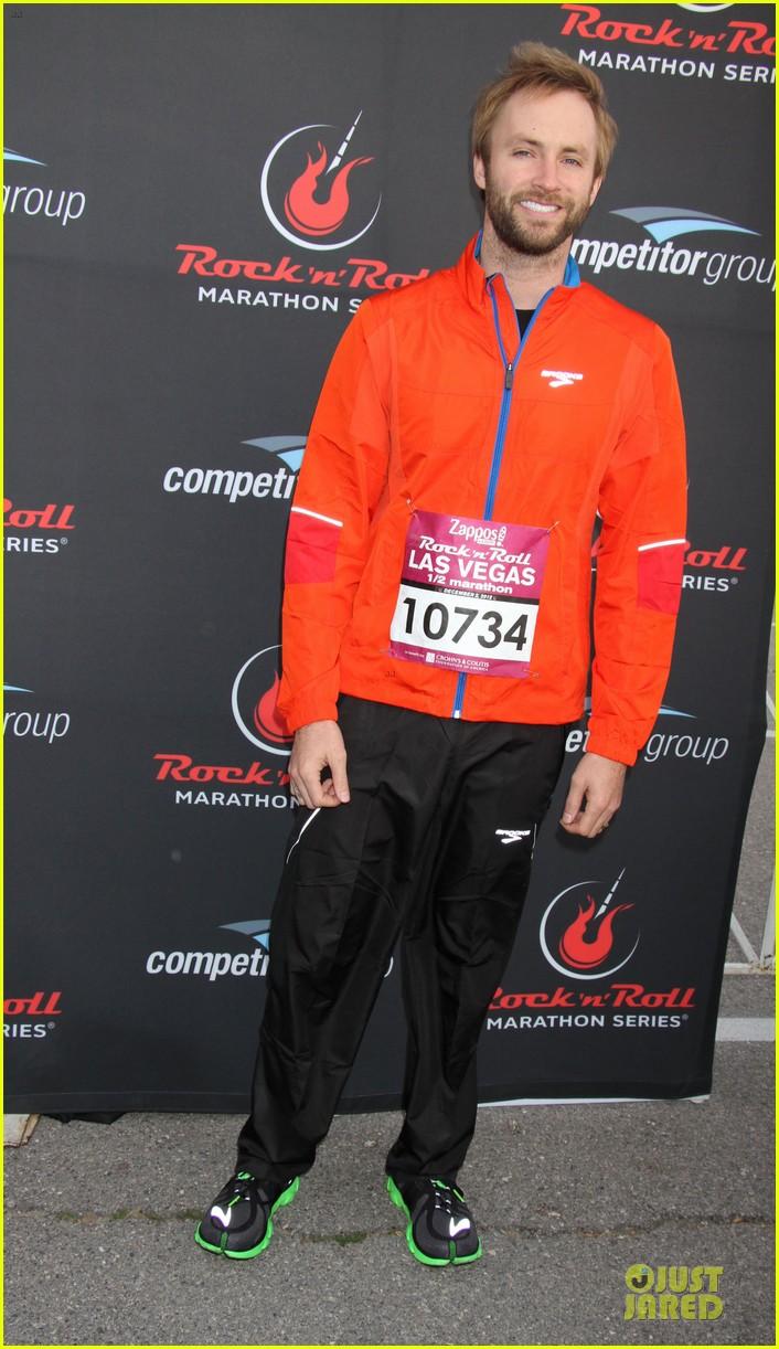 nikki reed & paul mcdonald rock n roll marathon & half marathon 072768380
