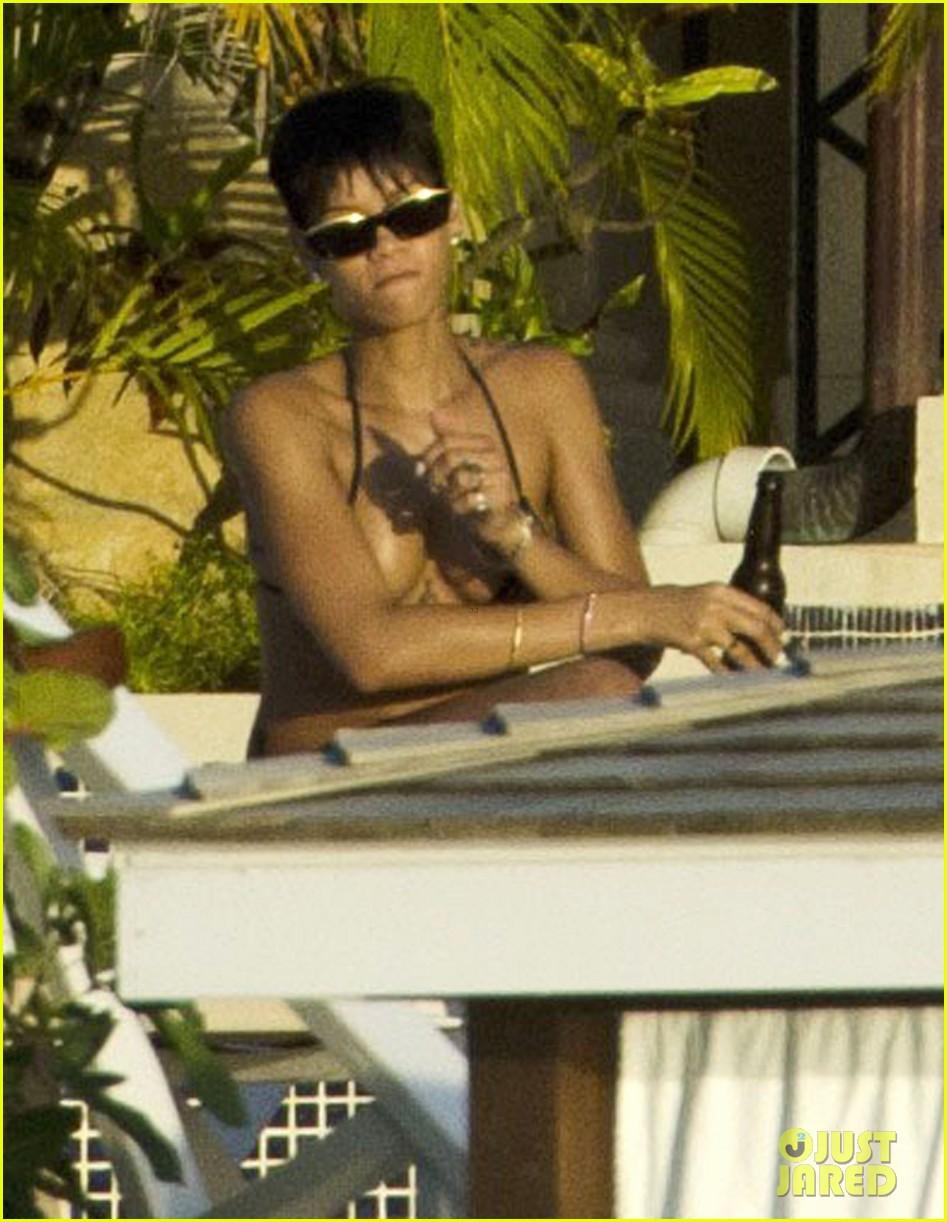 rihanna bikini babe in barbados 062778456