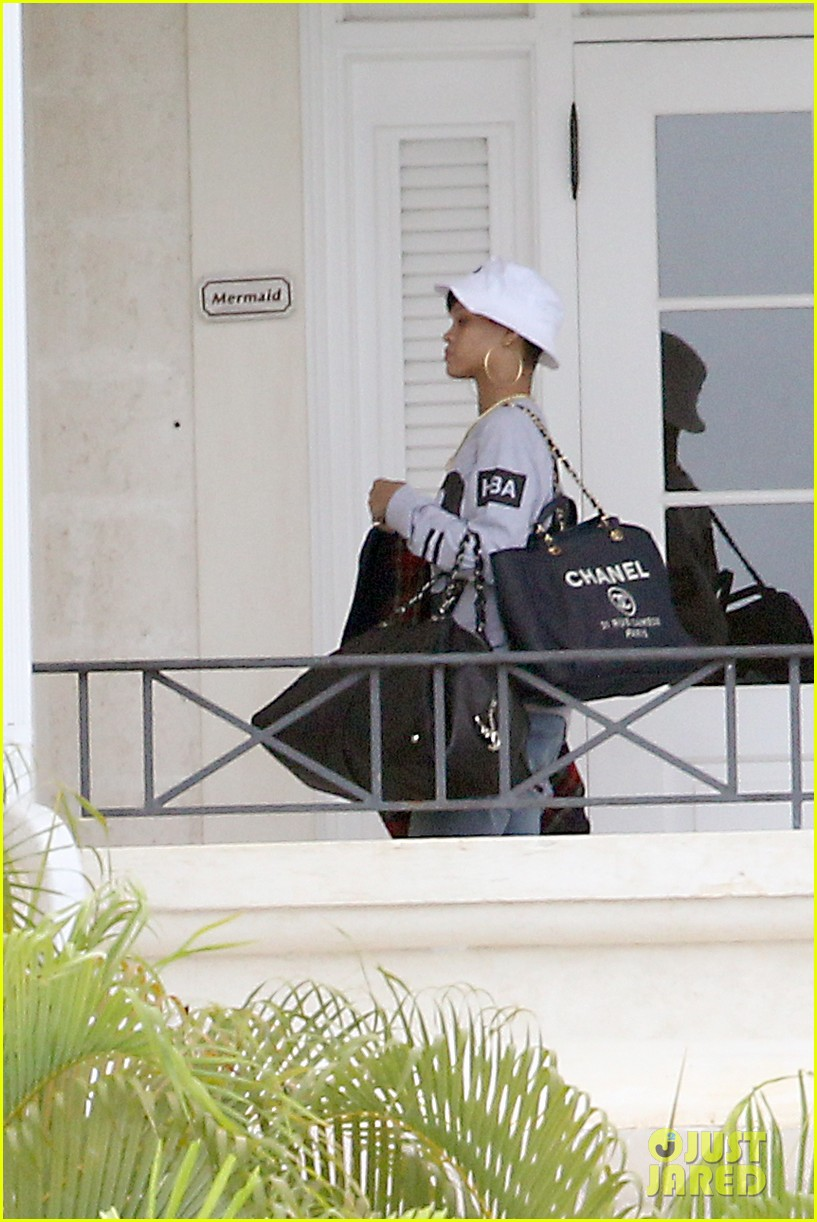 rihanna gran gran dolly memorial at barbados hospital 062780718