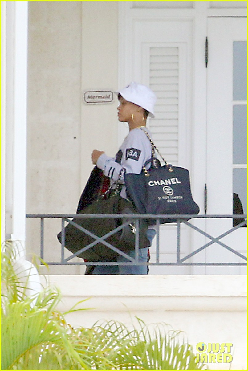 rihanna gran gran dolly memorial at barbados hospital 072780719