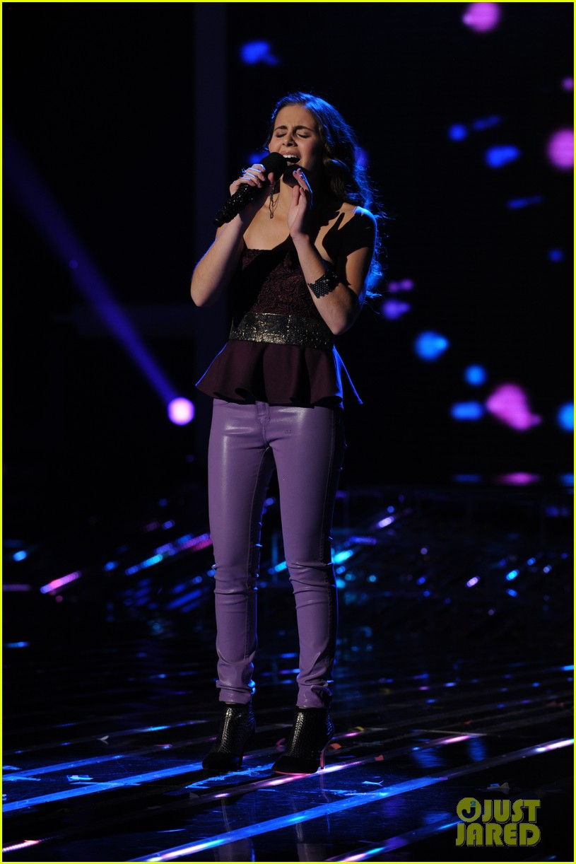 leann rimes carly rose sonenclar x factor finale performance 012778490
