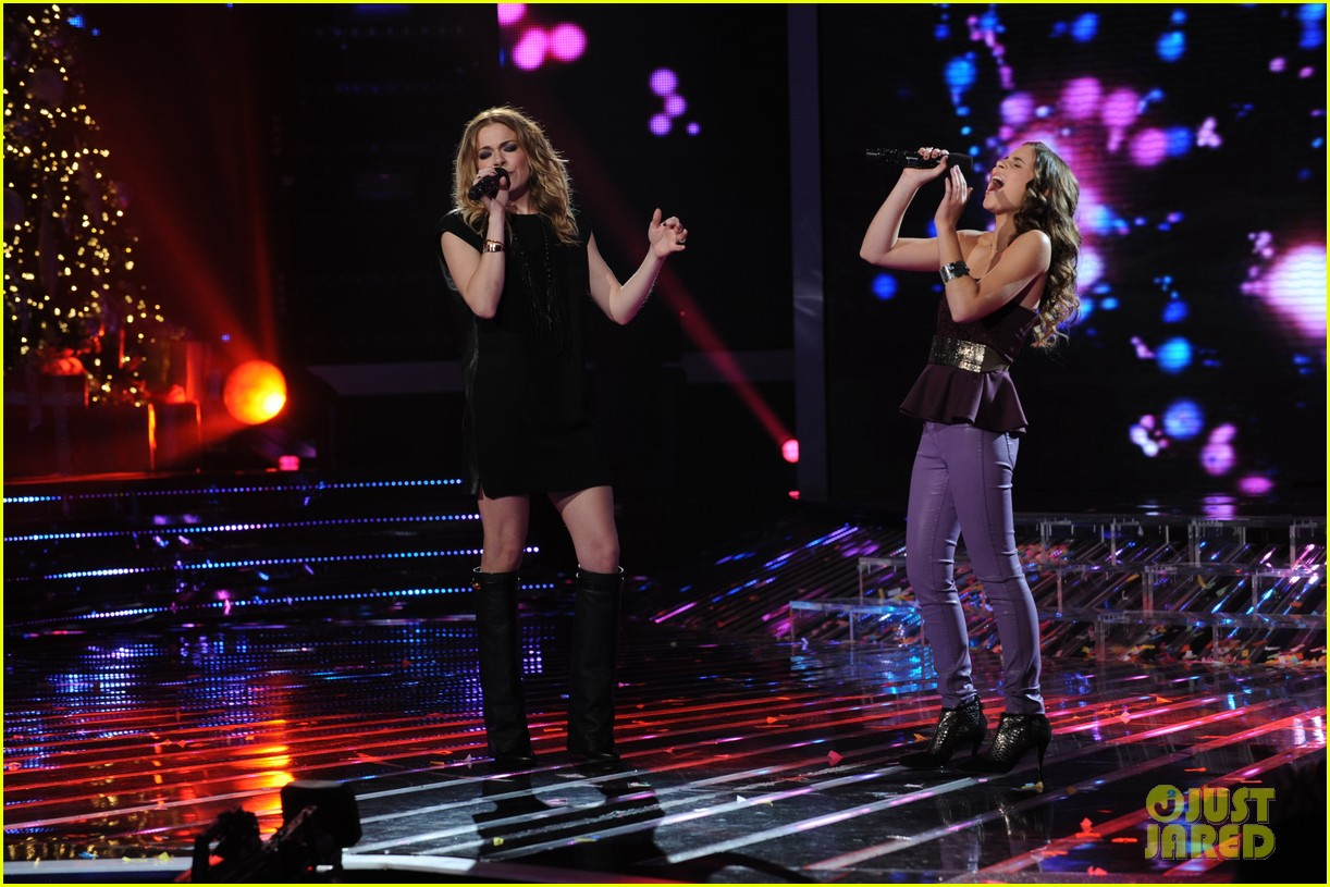 leann rimes carly rose sonenclar x factor finale performance 032778492