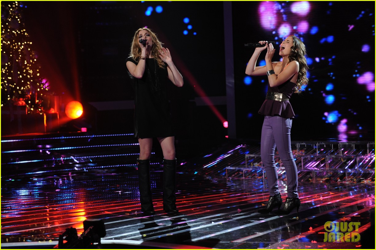 leann rimes carly rose sonenclar x factor finale performance 06