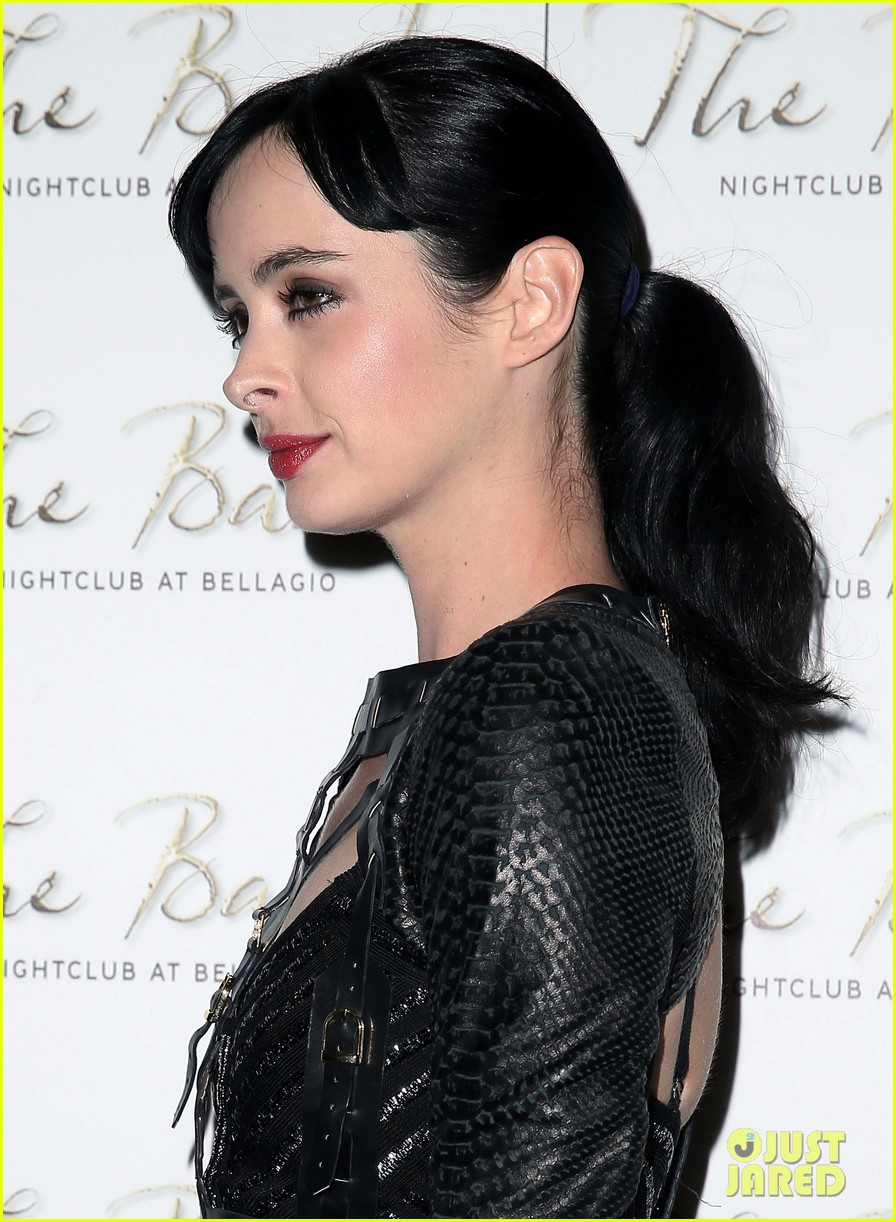 krysten ritter bank nightclub birthday party 072776719