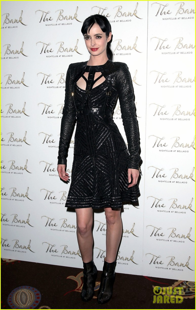 krysten ritter bank nightclub birthday party 09
