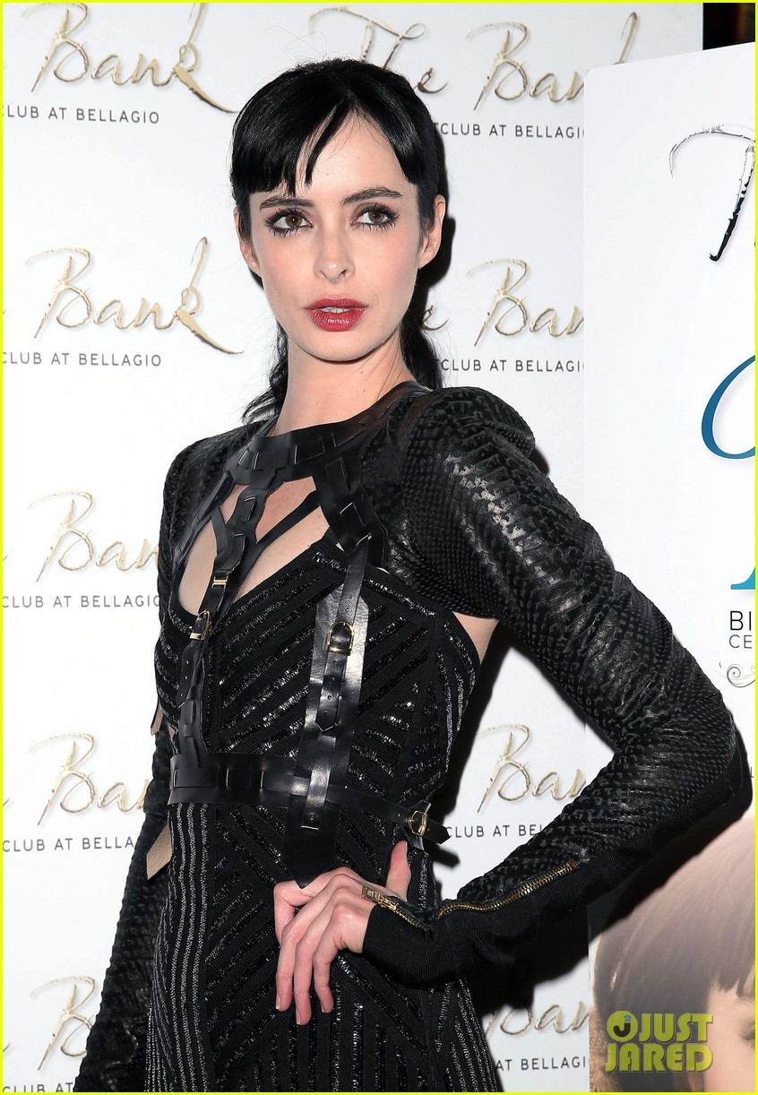krysten ritter bank nightclub birthday party 142776726