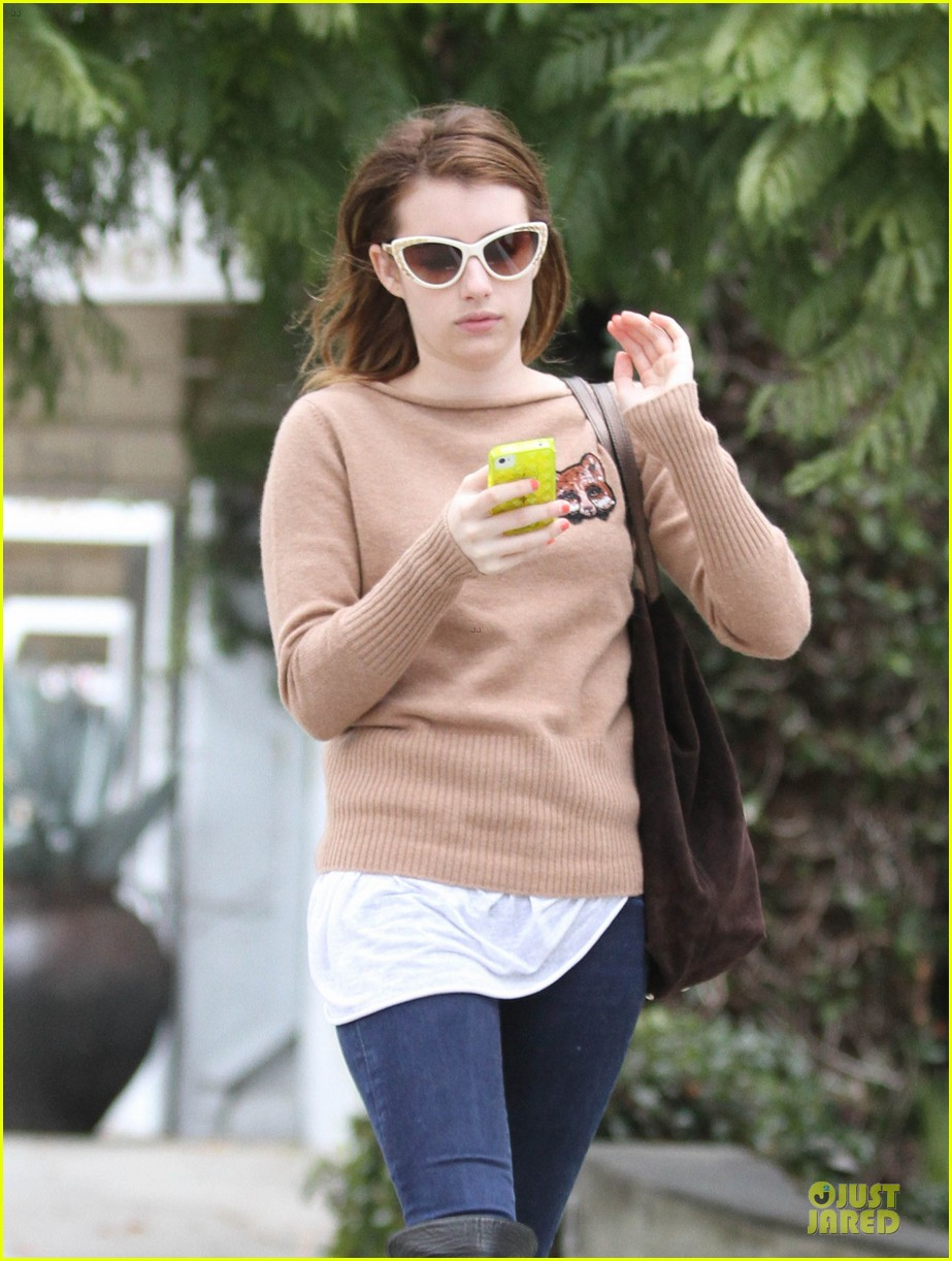 emma roberts fashion is about doing thigns that are different interesting 13