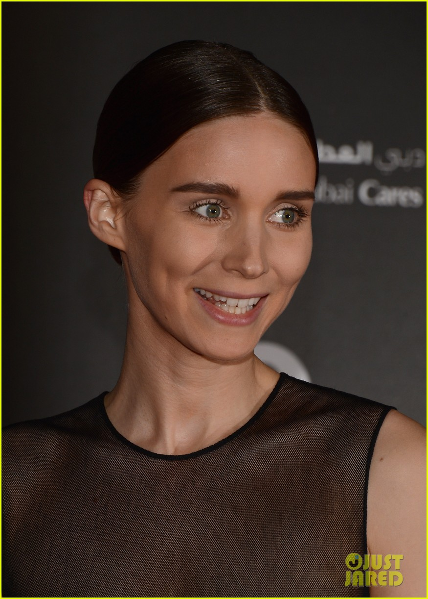rooney mara freida pinto one night to change lives gala 042775984