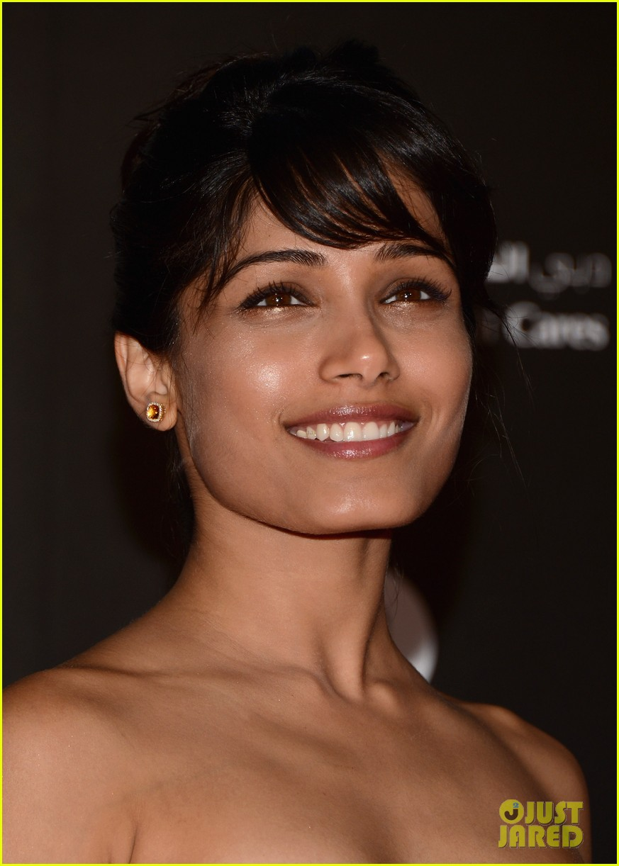 rooney mara freida pinto one night to change lives gala 13
