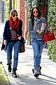 zoe saldana loves the los angeles rain 05