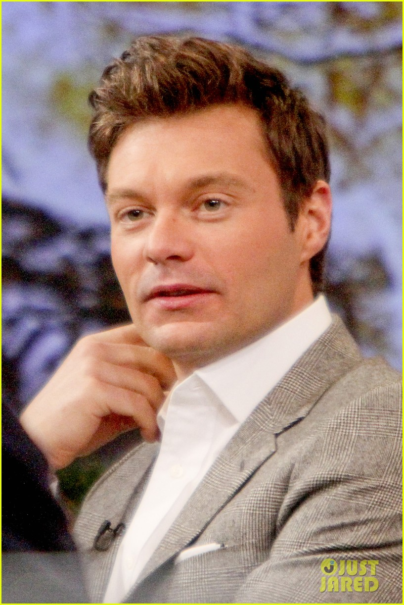 ryan seacrest talks new years eve without dick clark on gma 092781764