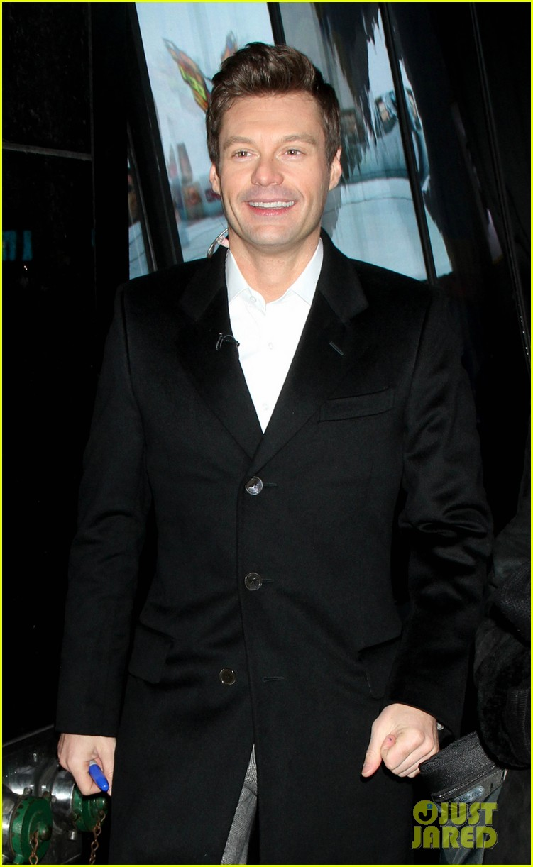ryan seacrest talks new years eve without dick clark on gma 132781768