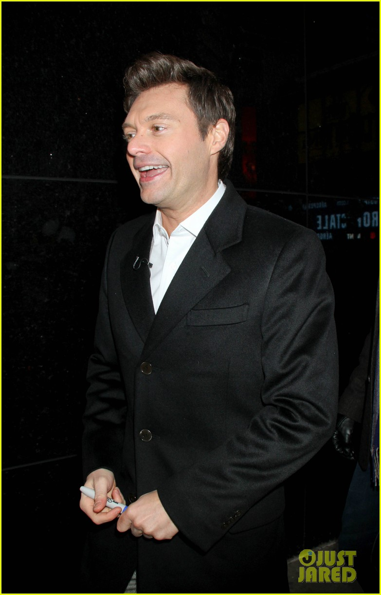 ryan seacrest talks new years eve without dick clark on gma 142781769