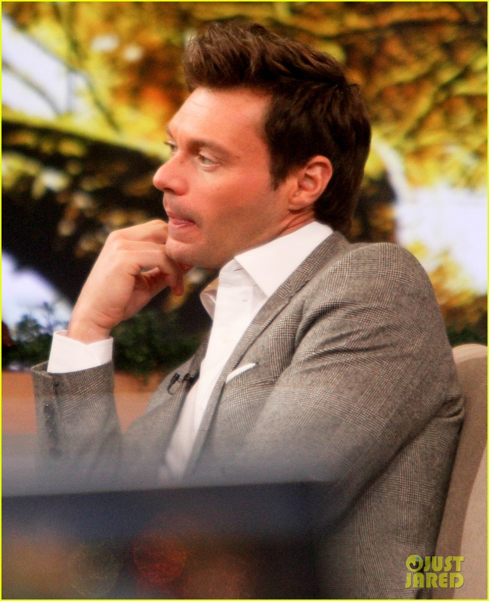 ryan seacrest talks new years eve without dick clark on gma 18