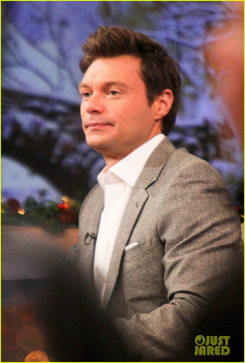 ryan seacrest talks new years eve without dick clark on gma 202781775