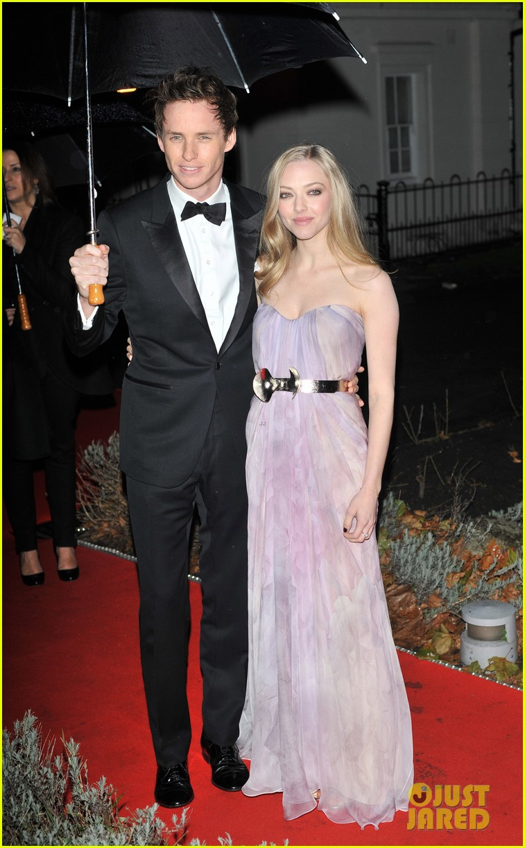 amanda seyfried eddie redmayne night of heroes 122770534