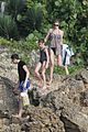 stephanie seymour st barts family vacation 09