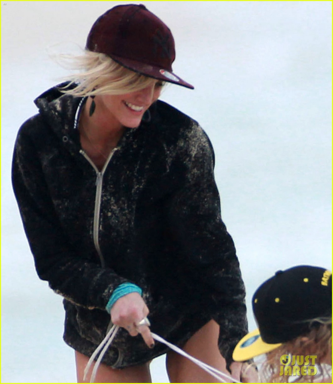 ashlee simpson bronx hawaii family vacation 10
