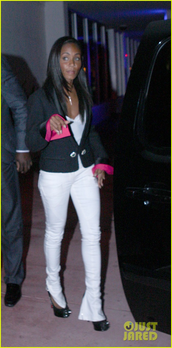 will jada pinkett smith family club night in miami 03