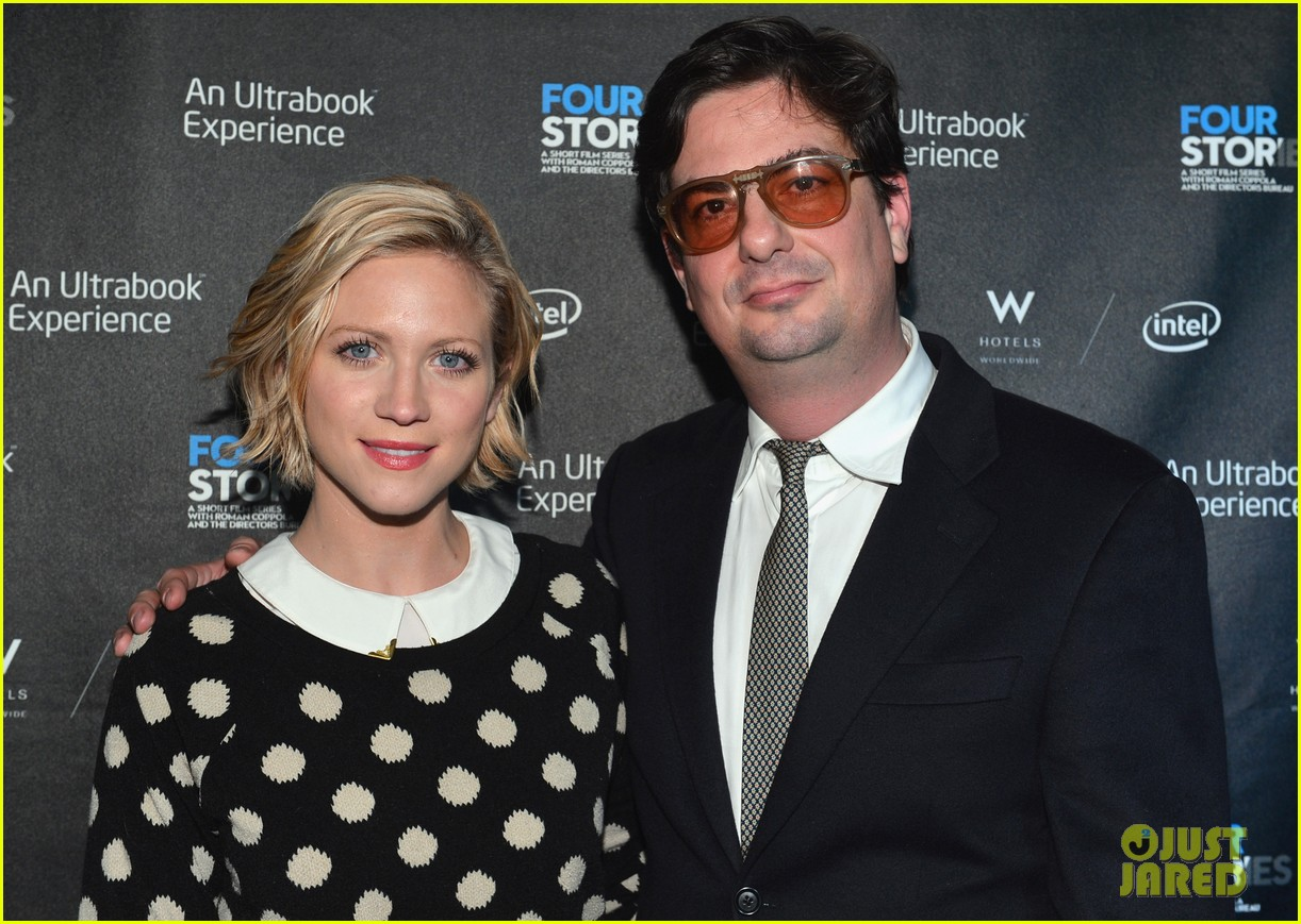 brittany snow four stories premiere after party 052769555