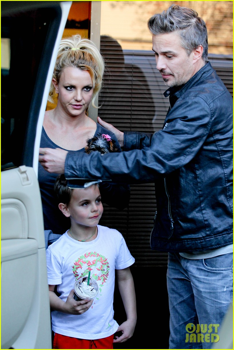 britney spears jason trawick music academy with the boys 15