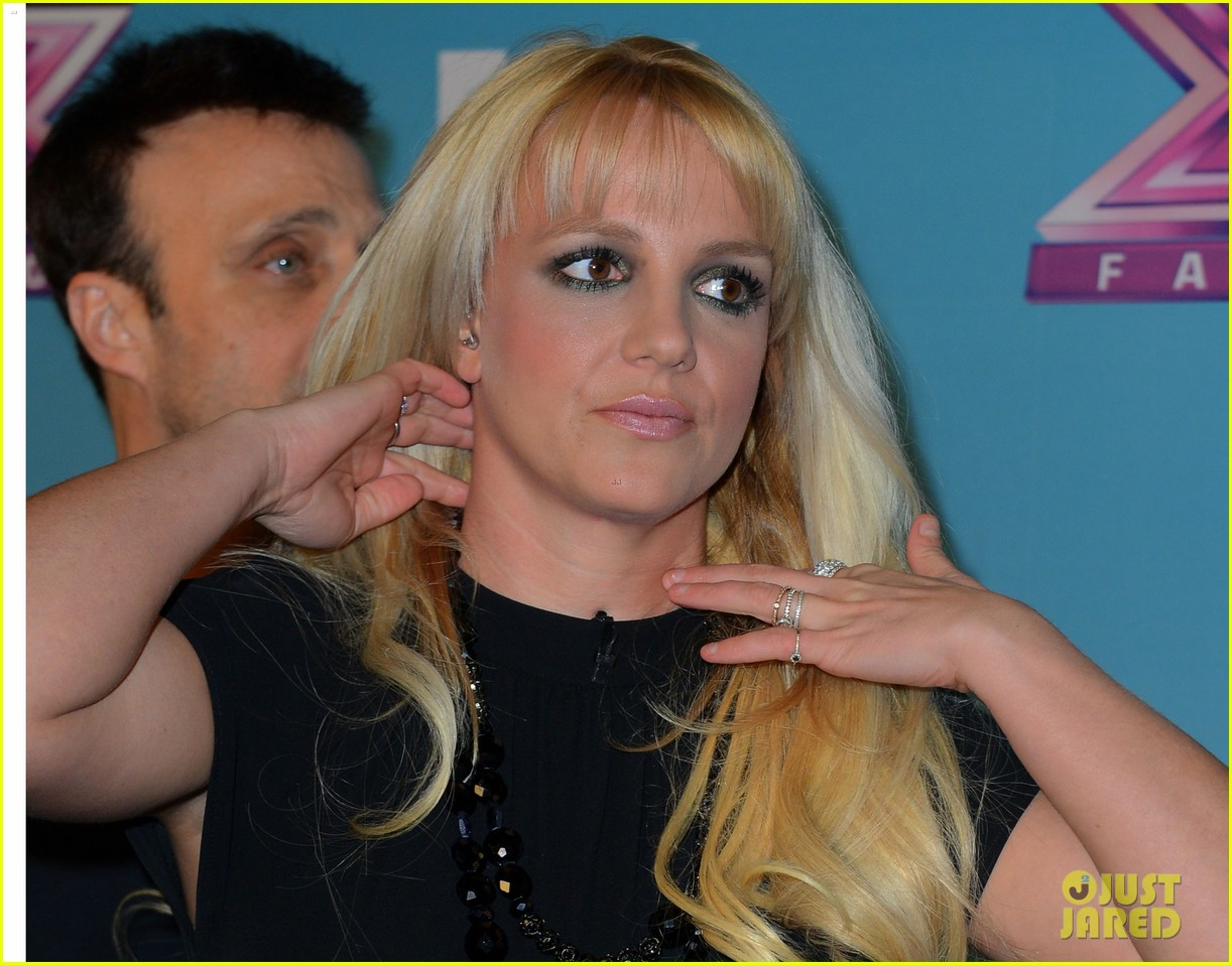 britney spears carly rose sonenclar x factor finale party 092778613