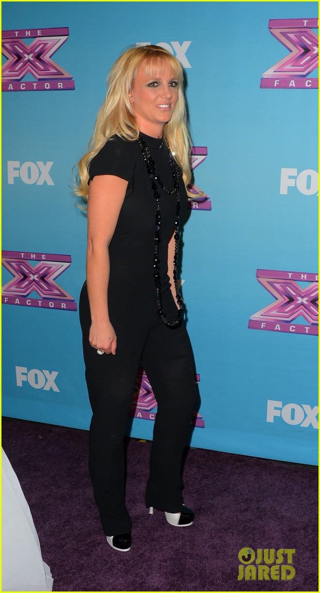 britney spears carly rose sonenclar x factor finale party 122778616