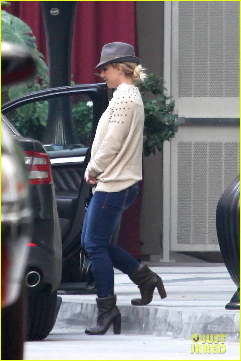britney spears west hollywood lunch 052770630