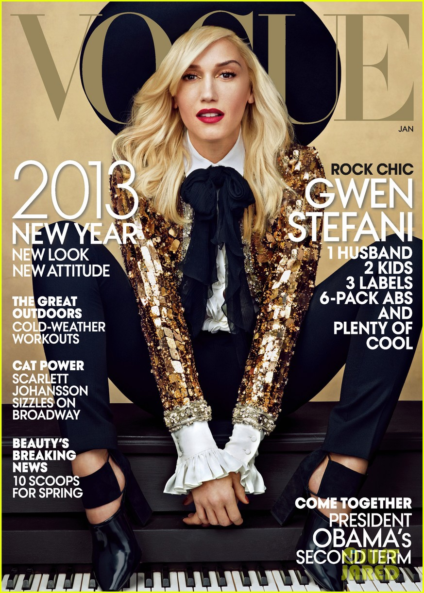 gwen stefani covers vogue january 2013 02