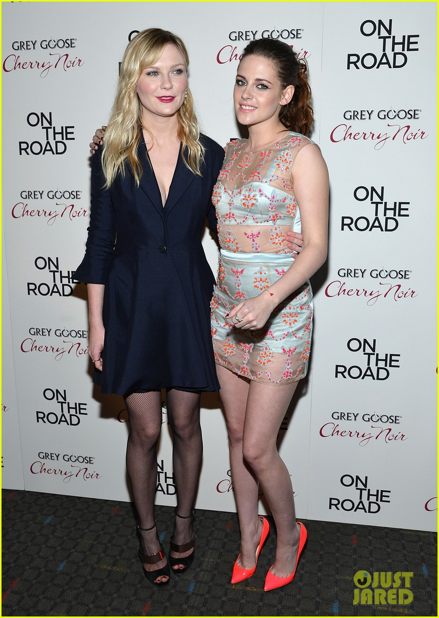 kristen stewart kirsten dunst on the road premiere 092775583