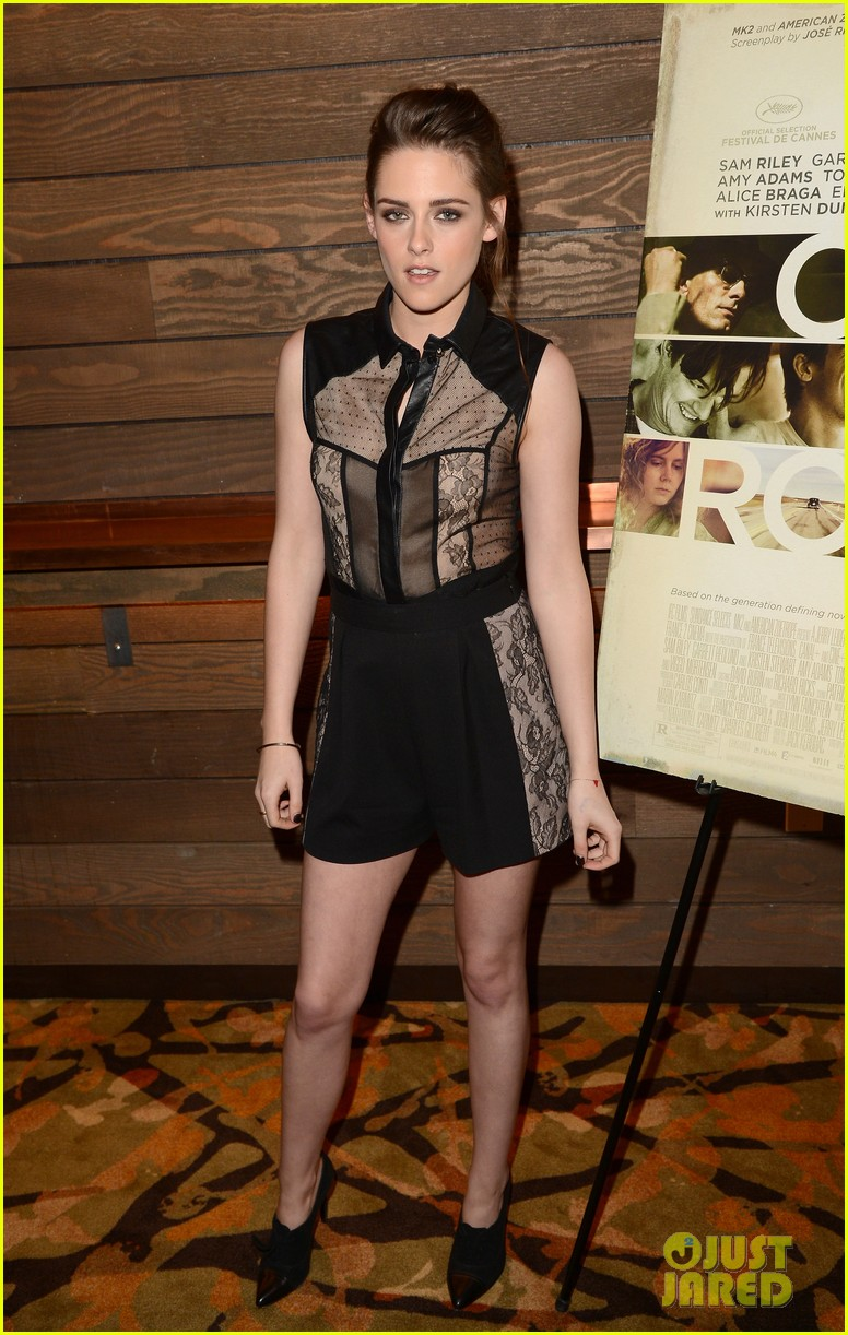 kristen stewart garrett hedlund on the road screening 142771061