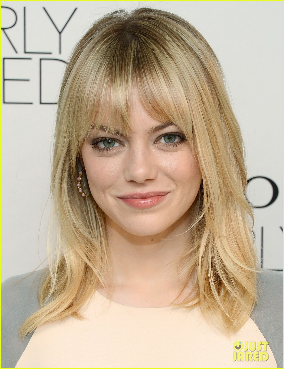 emma stone revlons nearly naked makeup launch 112769658