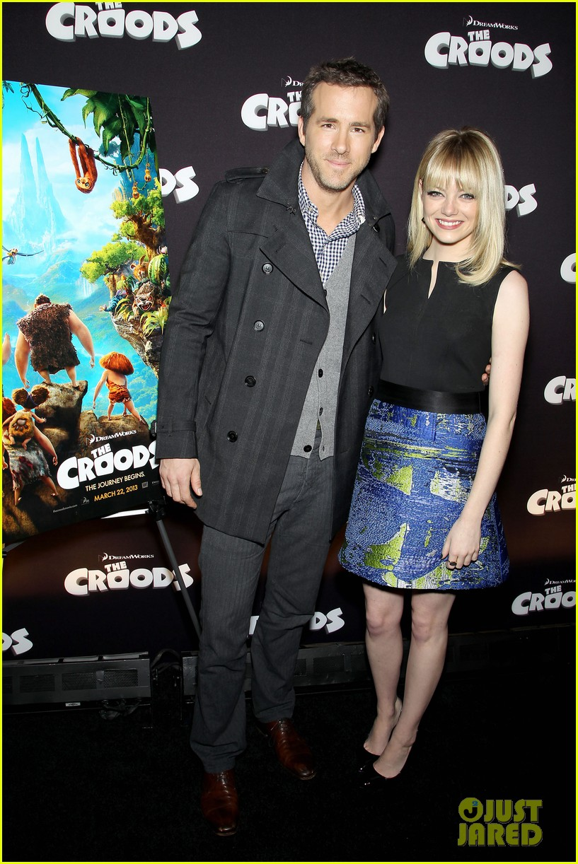 emma stone ryan reynolds fox film slate presentation 012770696
