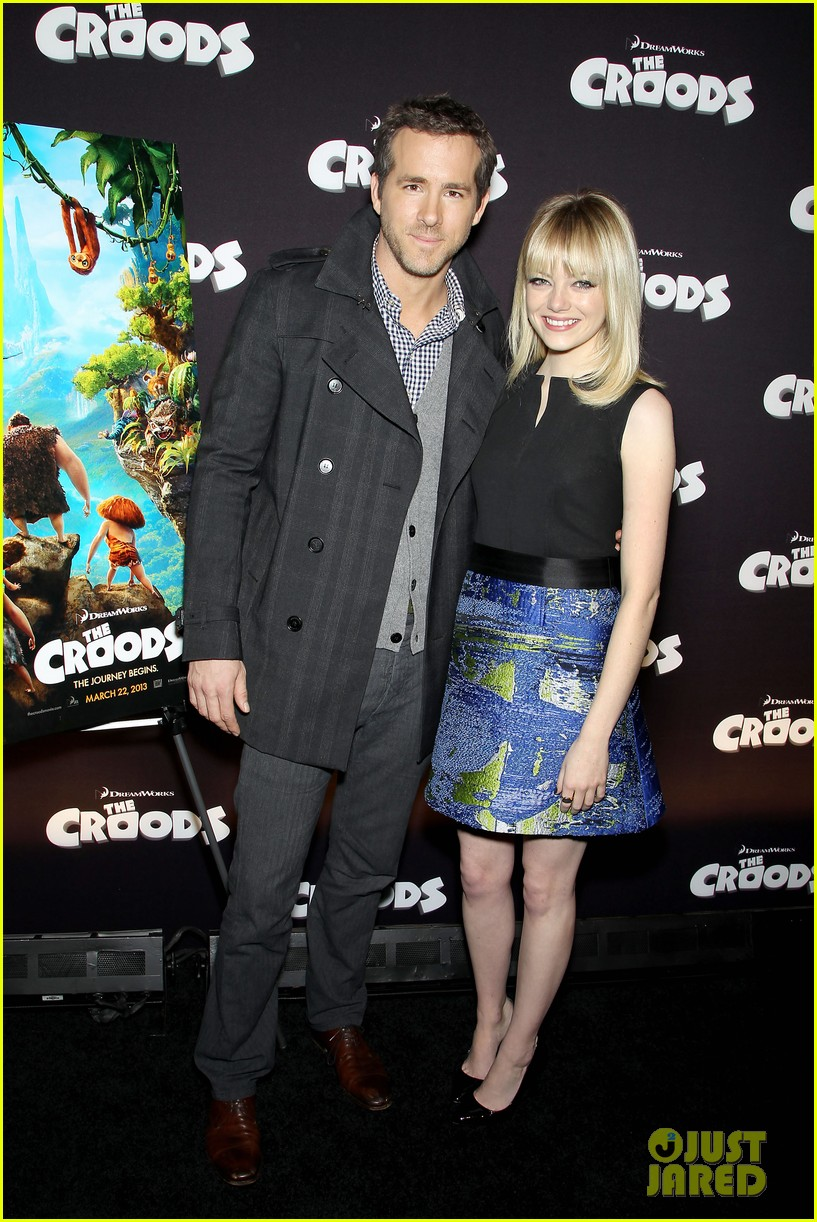 emma stone ryan reynolds fox film slate presentation 052770700