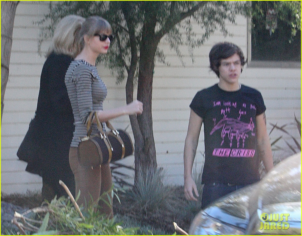 taylor swift harry styles leave her home in la 052778331