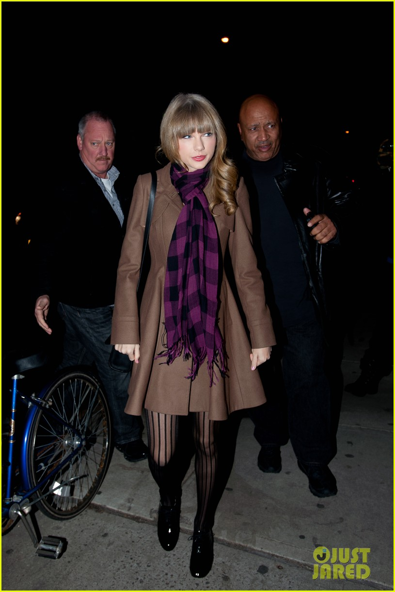taylor swift back big apple 132770802