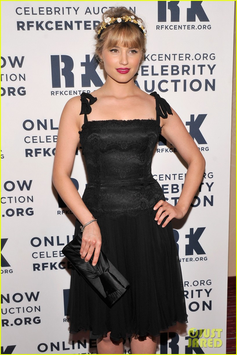 taylor swift dianna agron ripple of hope gala 2012 17