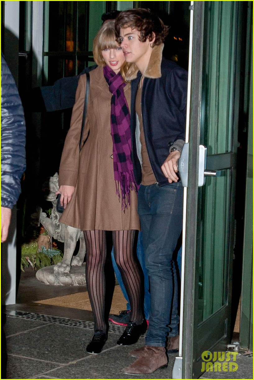 taylor swift harry styles crosby hotel exit 05