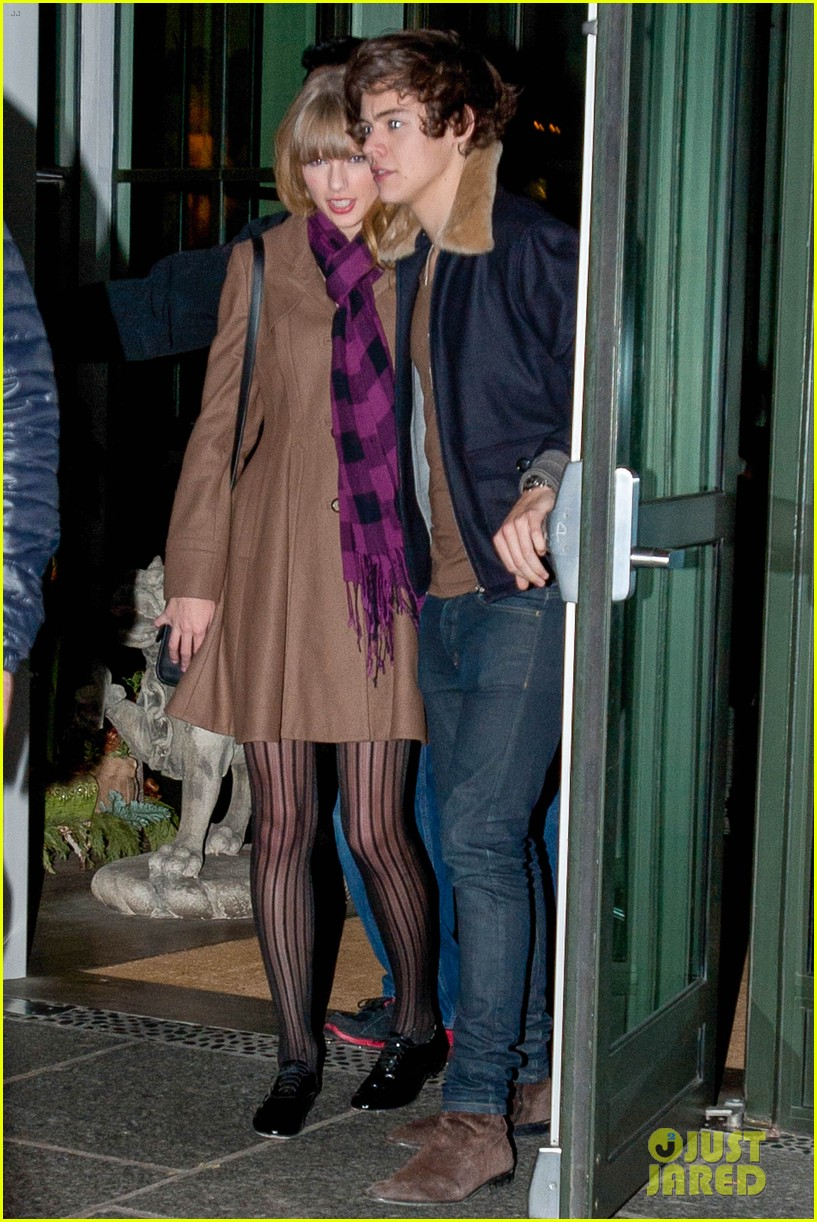 taylor swift harry styles crosby hotel exit 102771108