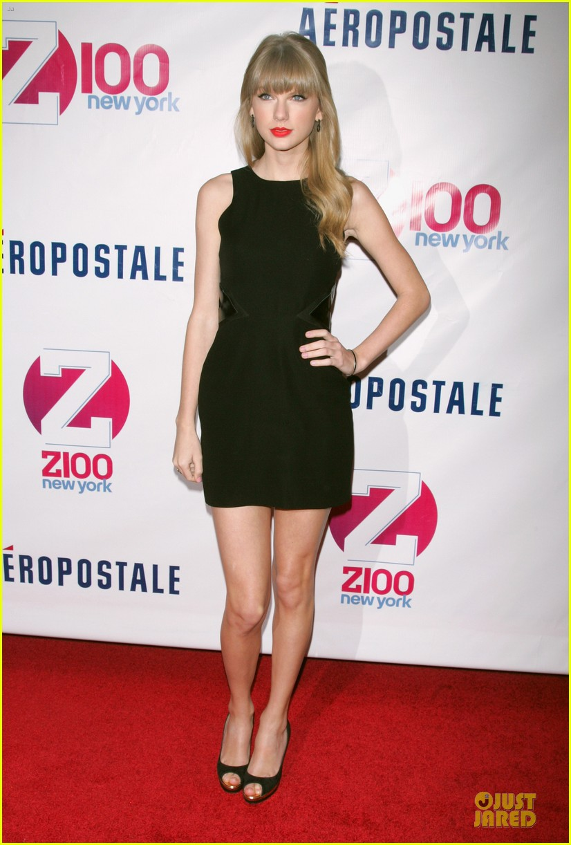 taylor swift z100 jingle ball 2012 05
