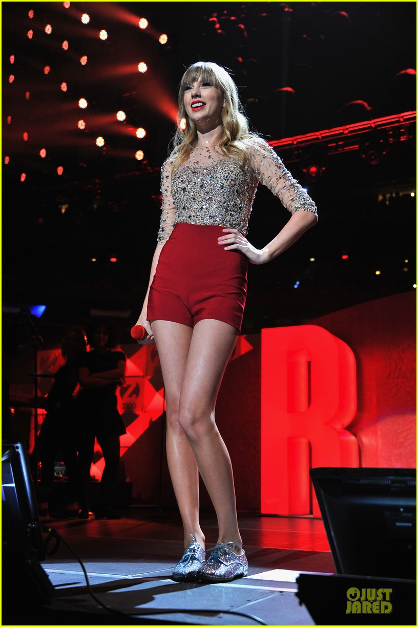 taylor swift z100 jingle ball 2012 172771546