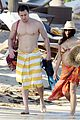 pregnant jenna dewan kisses shirtless channing tatum 10